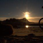 Mountain Biking on the Beach – Nice Feedback for Ty Skyline. | Tai Skyline Houses, Self catering in Glyncorrwg